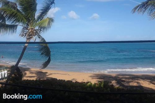 Two rooms apartment in Luquillo.