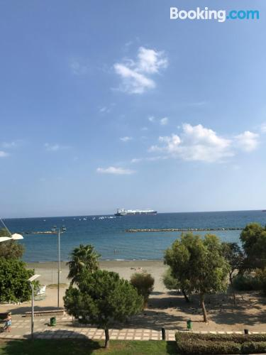 Apartment with wifi. Limassol from your window!