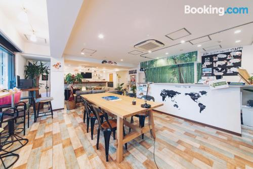 One bedroom apartment apartment in Osaka for couples.