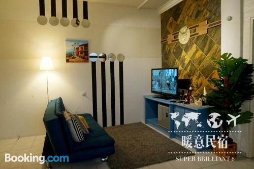 Apartamento de tres habitaciones ideal para grupos