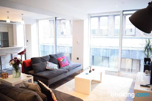 Apartamento en Londres con internet