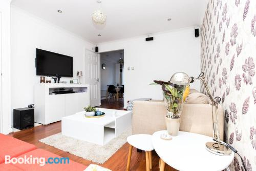 3 room apartment. Great for 6 or more