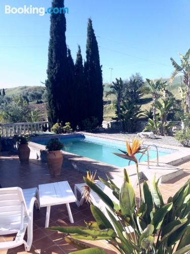 Place for 6 or more in Malaga.