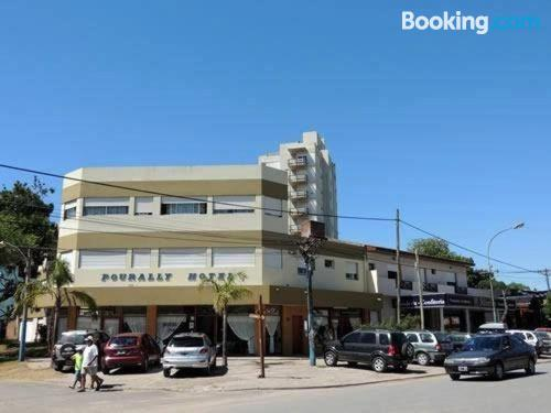1 bedroom apartment apartment in Villa Gesell with internet.