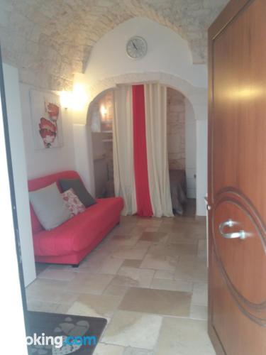 Apartamento de 37m2 en Ostuni, en zona céntrica.