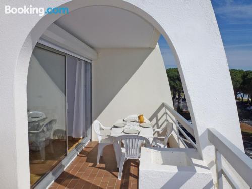 Perfecto apartamento de una habitación con vistas y wifi