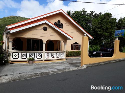 Great one bedroom apartment in Laborie.