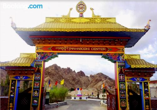 Place for couples in Leh. Convenient!