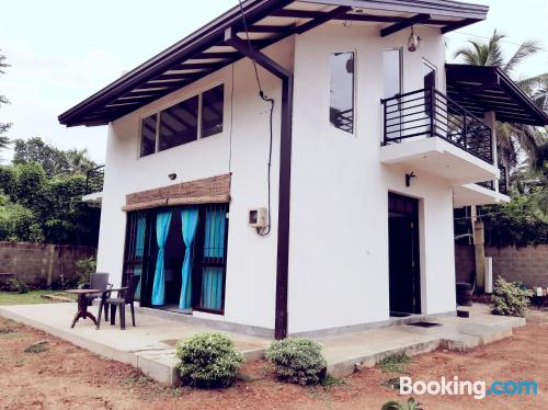 Apartment in Ambalangoda with air.