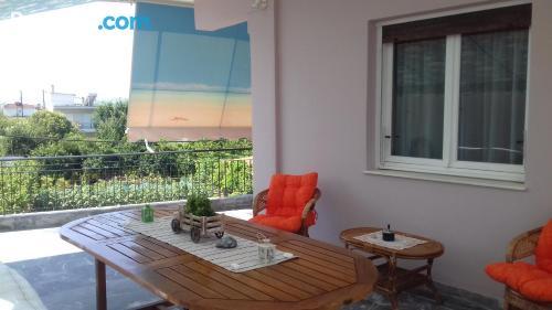 Apartamento de 135m2 en Amarinthos ¡Con vistas!