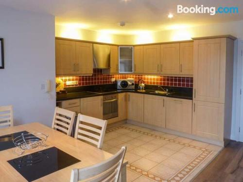 Comfortable apartment with three rooms in midtown of Kilkee
