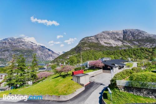 Tiny studio in center of Eidfjord