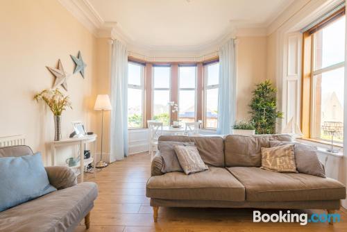 Apartamento de una habitación en Prestwick. ¡117m2!.