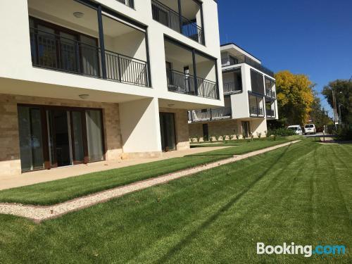 Amplio apartamento de dos habitaciones en Csopak