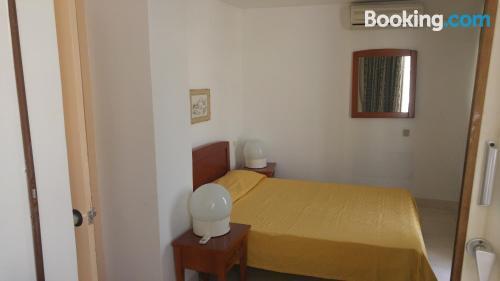 Apartamento de 40m2 en Albufeira ¡Con terraza!