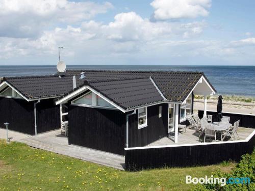 Amplio apartamento en buena zona en Sæby