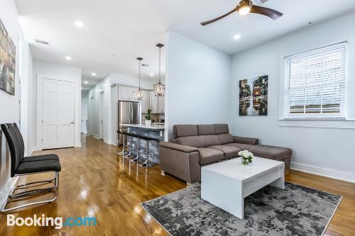 Apartamento de 163m2 en New Orleans ideal para grupos