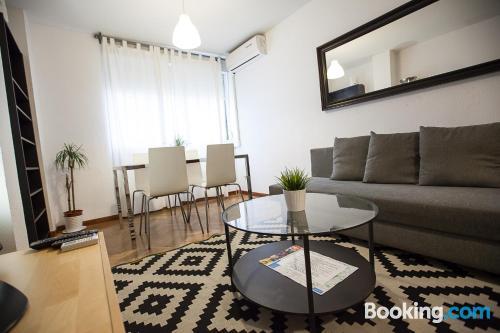 Amplio apartamento en centro en Madrid