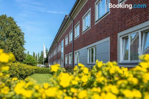 Bonito estudio ¡Con terraza!