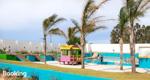 Appartamento con piscina. Perfetto per 1 persona
