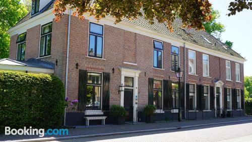 Apartment with internet in midtown of Naarden