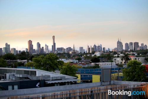 Cómodo apartamento de dos dormitorios en Melbourne