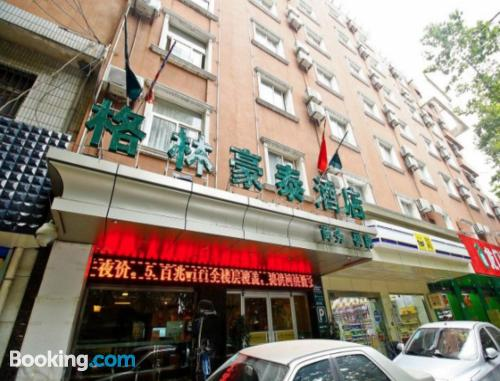 Home for couples in Xi'an. 25m2!