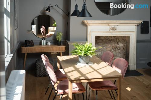 Place in Bath. Cute and in superb location.
