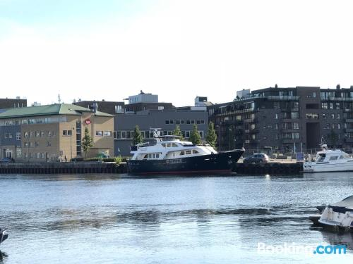 Apartment with wifi in Kristiansand.