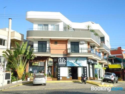 Dream in Bombinhas with air-con.
