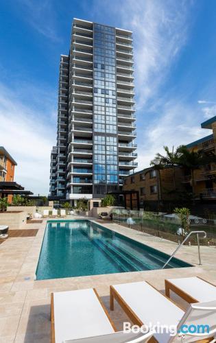 Apartamento de 102m2 en Gold Coast con wifi