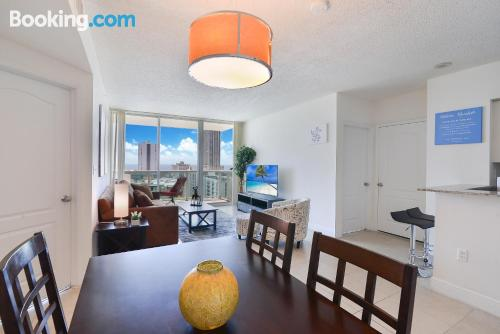 One bedroom apartment in Sunny Isles Beach in best location