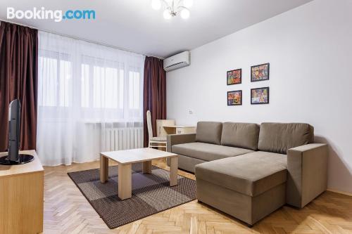 Apartamento con conexión a internet en Minsk