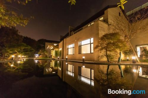 Apartment in Hangzhou for two.