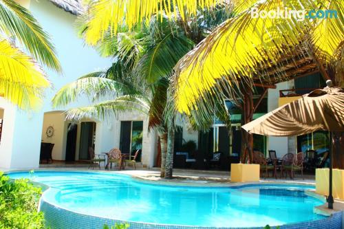 Apartamento con piscina en Uaymitun.