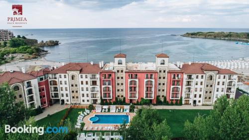 One bedroom apartment in Tsarevo. Best location!
