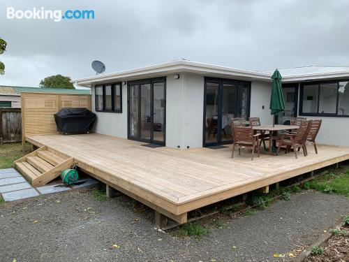 Home in Whitianga. Perfect for 6 or more