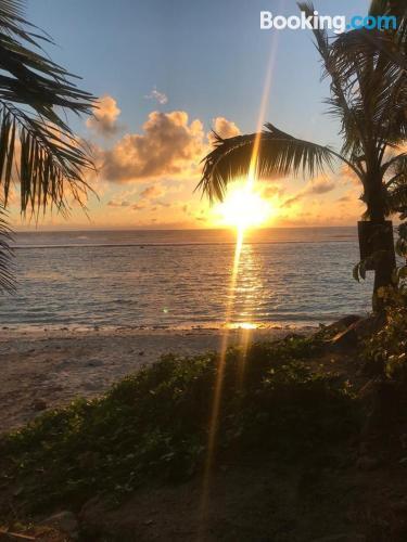 Home in Rarotonga for 6 or more.