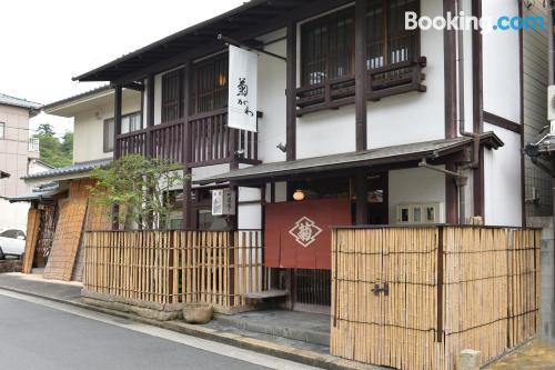 Cozy studio in Miyajima.