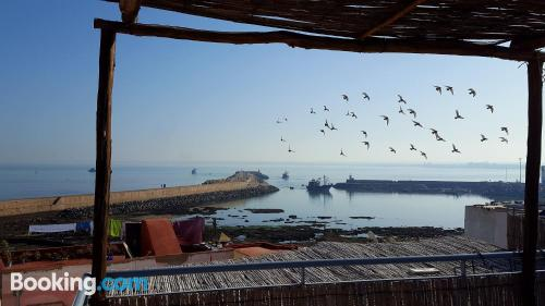 Two room apartment in El Jadida with terrace