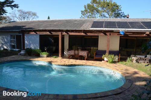 Pool and internet apartment in Constantia. Convenient for 6 or more