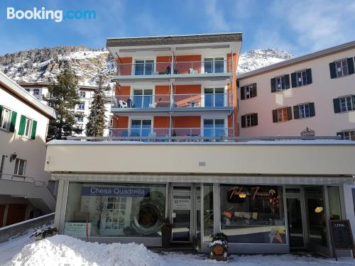 Apartment for 6 or more in Pontresina.