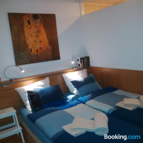 One bedroom apartment in Bratislava for two people
