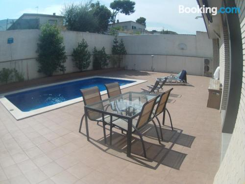 Home with terrace in central location of Cerdanyola Del Valles