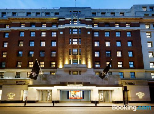 Apartamento para parejas en Londres. ¡Aire acondicionado!