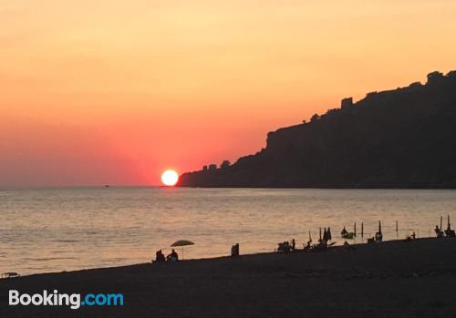 One bedroom apartment place in Cetraro. Perfect for families!.