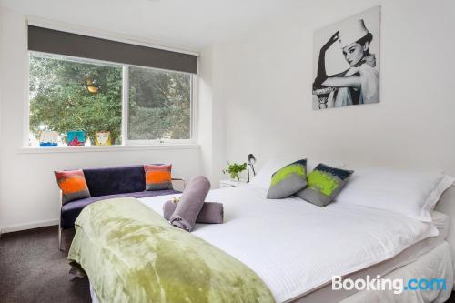 Enorme apartamento en Melbourne con terraza