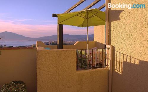 Home in Porticcio with terrace