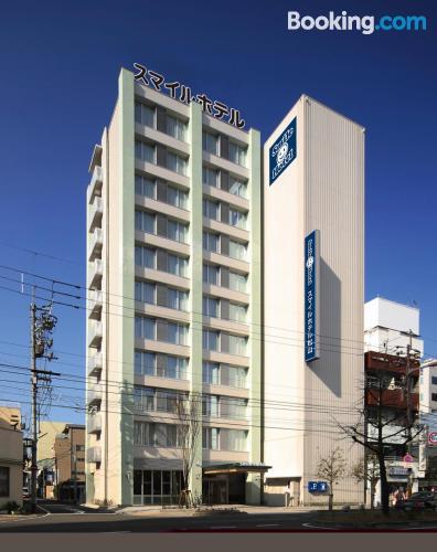 Center in Matsuyama. Good choice!