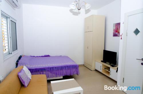 Ideal apartamento de una habitación en Bat Yam